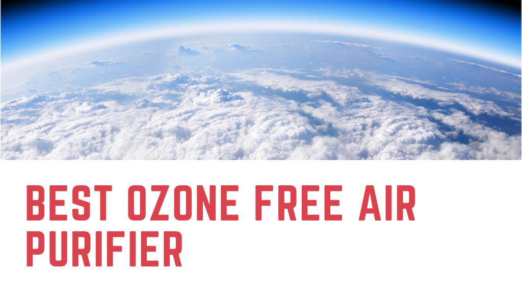 best ozone free air purifier, header